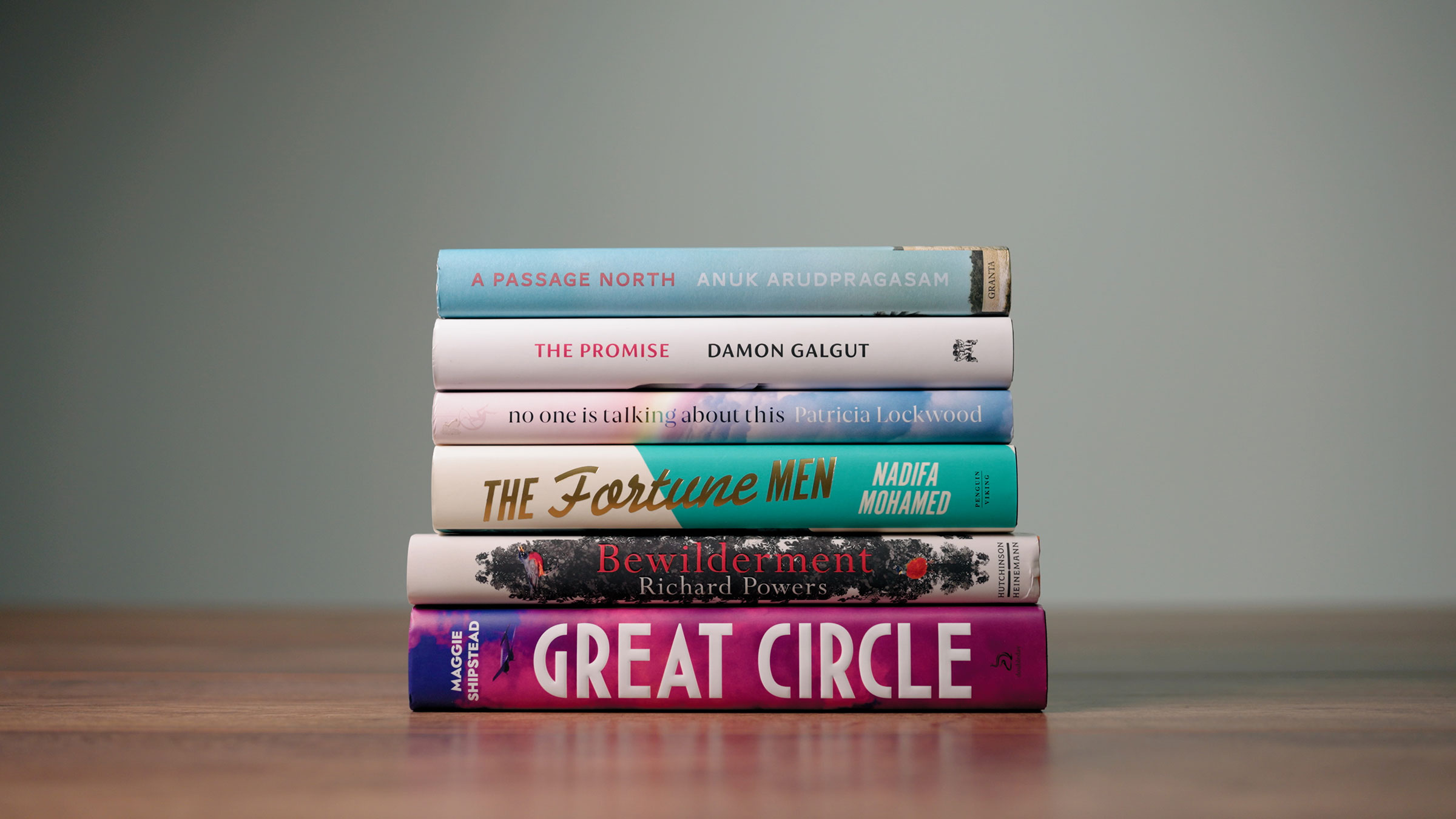 The Booker Prize 2021 shortlist includes novels by three U.S. writers, Patricia Lockwood, Richard Powers and Maggie Powell