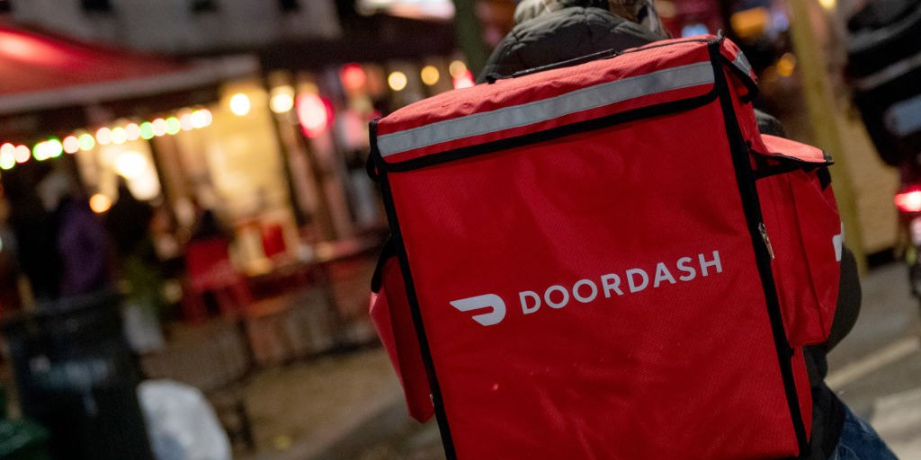 DoorDash Files Suit Against New York City Over Order Privacy