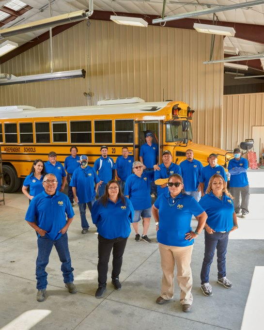 New Mexico Bus Drivers