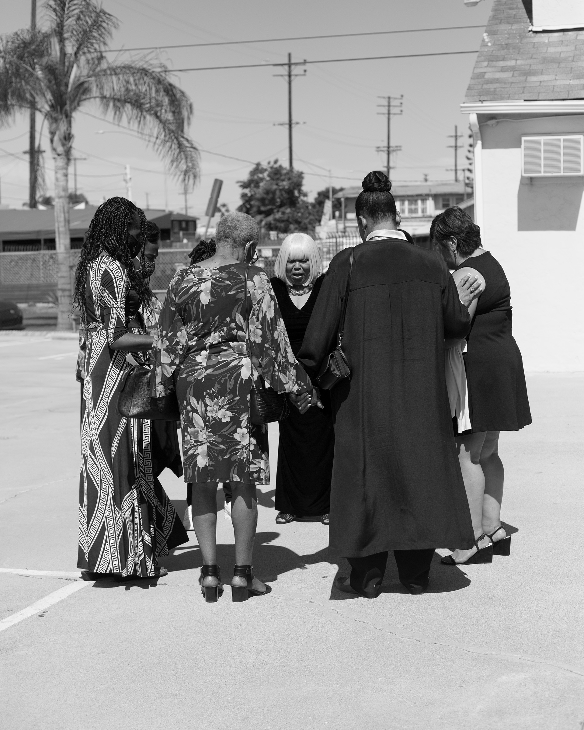 """""""Re-entering society was financially very hard,"""" Horton says of her life post-prison. That's why she is using Compton Pledge funds to launch a nonprofit that helps other incarcerated and formerly incarcerated people."""
