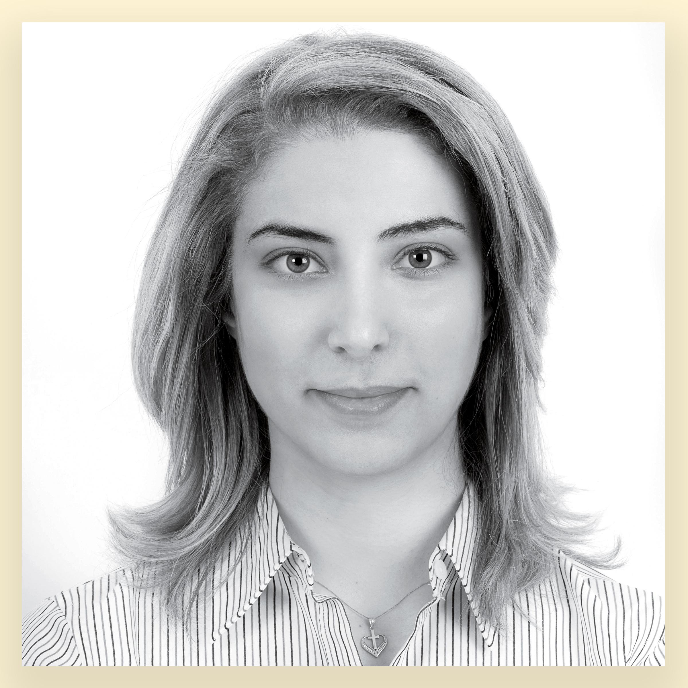 Miray Zaki, managing partner, Dismatrix Group
