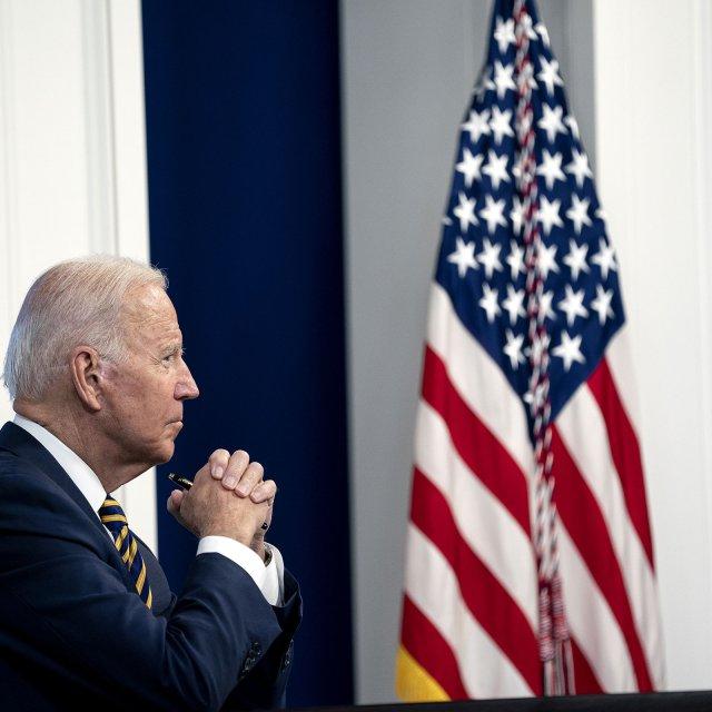 Joe Biden Scrambles to Unite Democrats Behind His Agenda