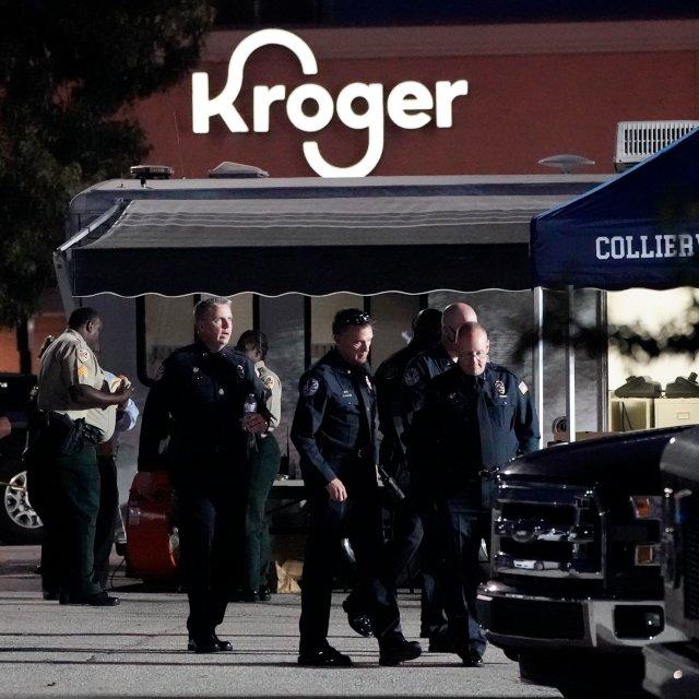 1 Dead, 12 Injured in Tenn. Kroger Mass Shooting