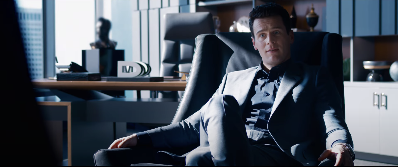 Jonathan Groff in the Matrix Resurrections trailer