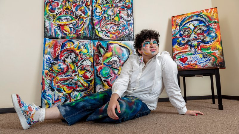 Teen Artists Are Making Millions on NFTs. Why—and How?