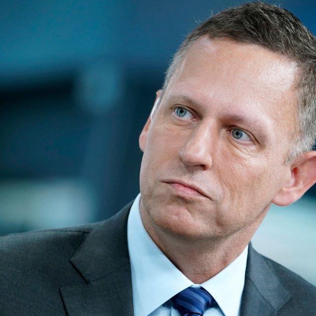 Peter Thiel Biographer Says We Should Fear His Power