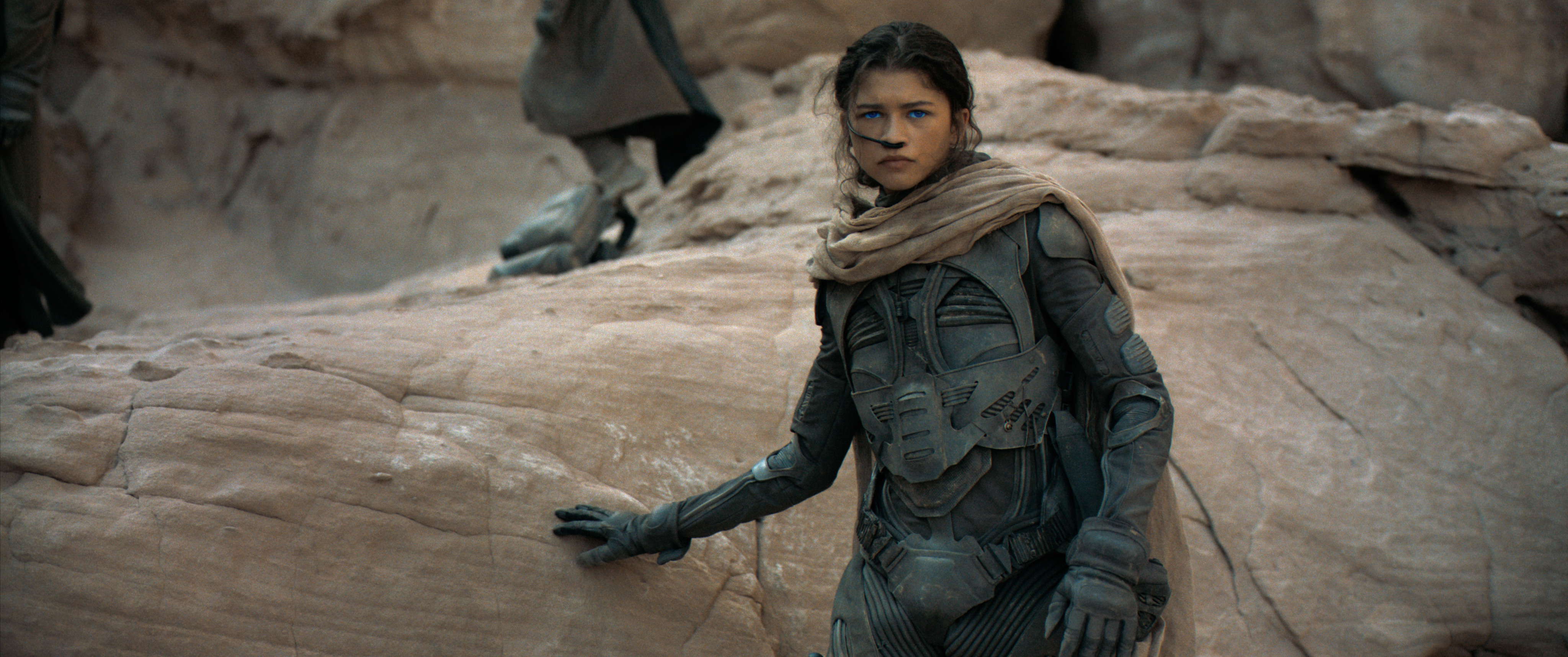Zendaya as Chani in 'Dune,' which premiered at the Venice Film Festival