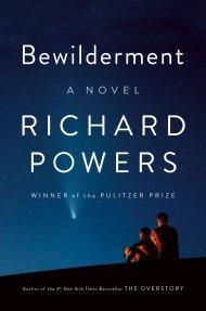 The cover art of Richard Powers' book Bewilderment