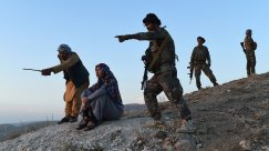 Exclusive: Narrow Escape From the Taliban