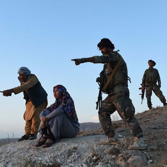 Exclusive: Afghan Governor's Narrow Escape From the Taliban