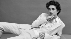 Timothée Chalamet Wants You to Wear Your Heart on Your Sleeve
