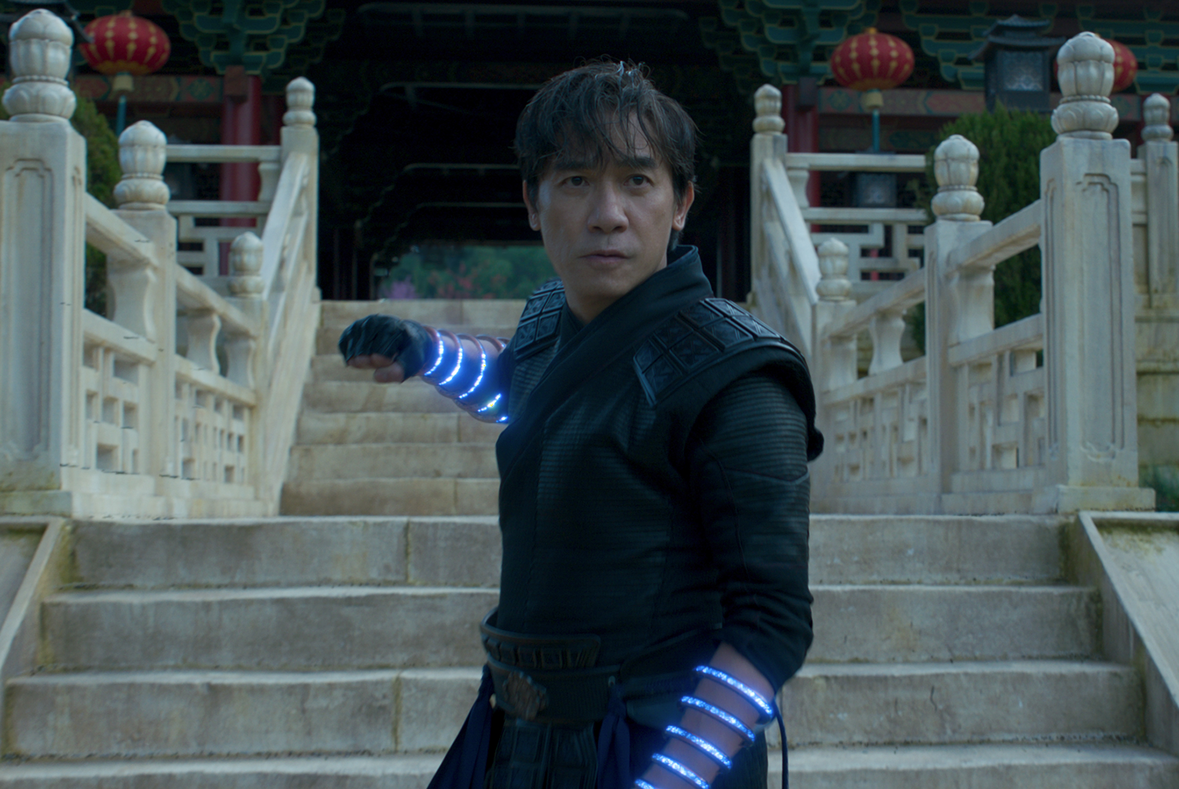 Tony Leung in Shang-Chi and the Legend of the Ten Rings, 2021.