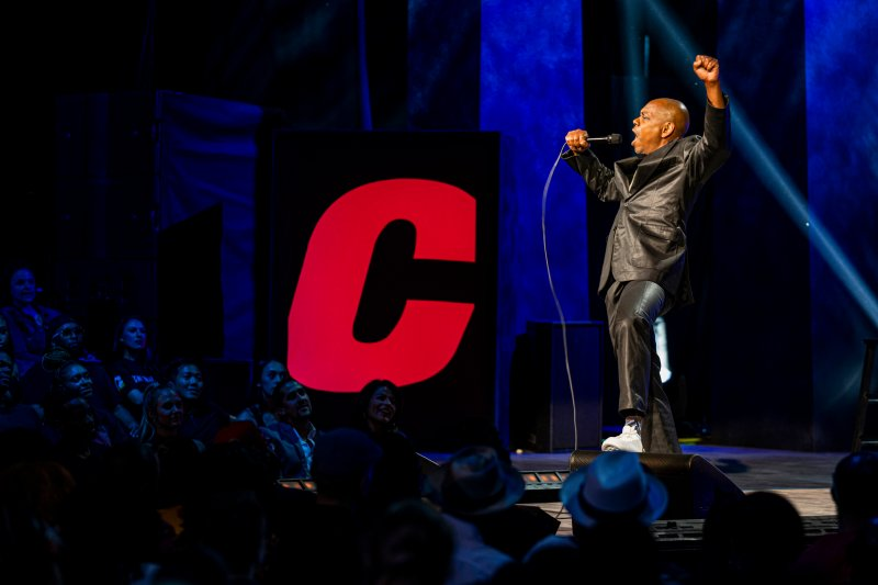 Dave Chappelle in his latest Netflix special 'The Closer'