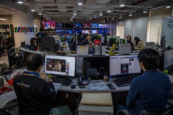 President Duterte Moves To Shut The Philippines' Leading Television Network