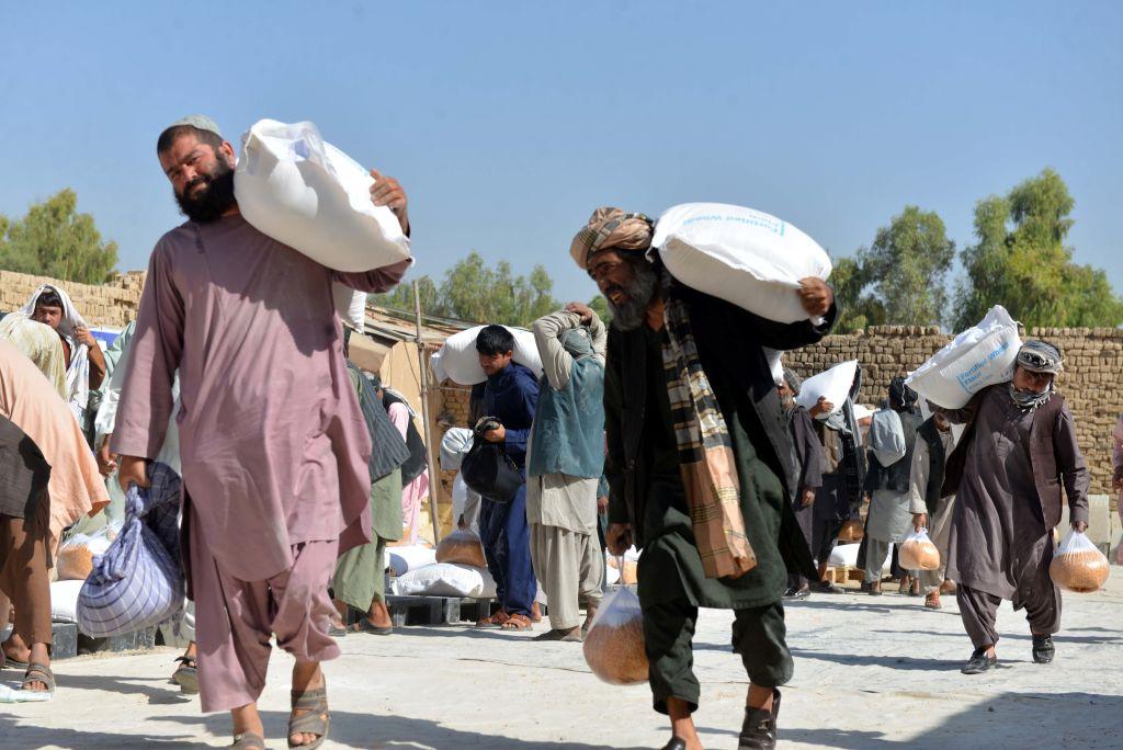 G20 Demands Aid Access to Afghanistan, E.U. Pledges Cash | Time