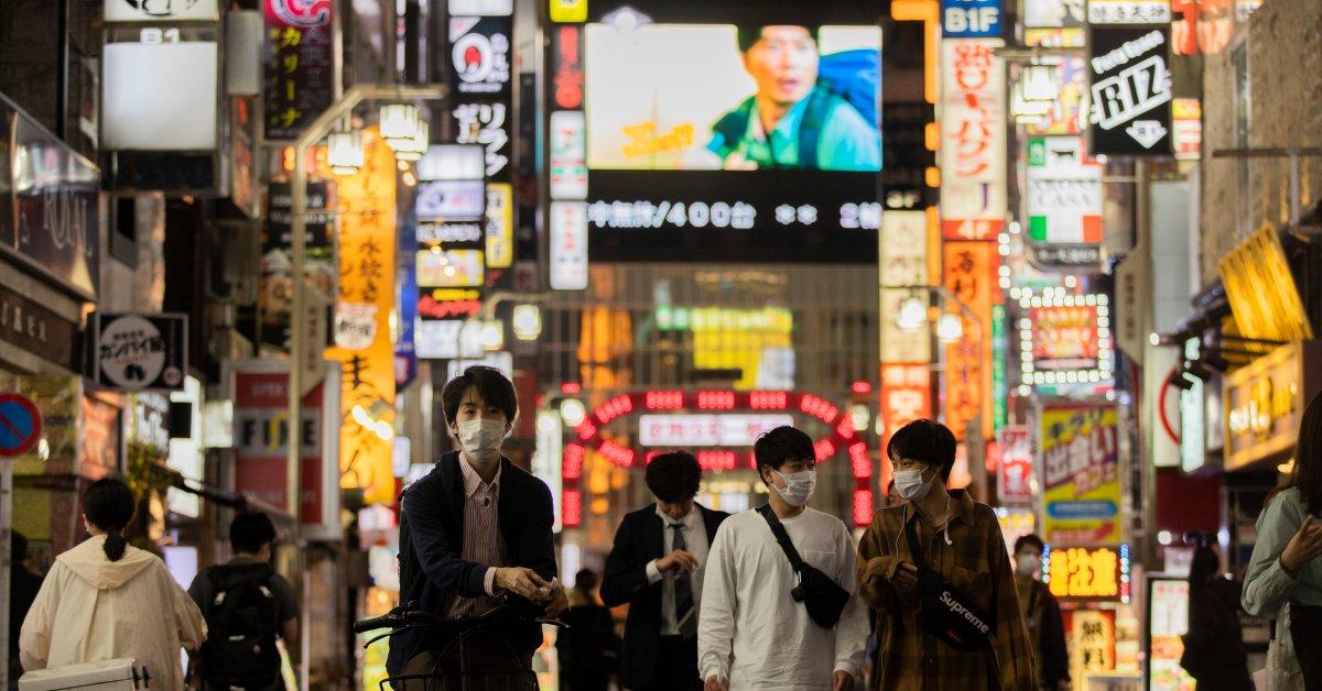 Japan's Plummeting COVID-19 Instances Create Mysterious Success Story