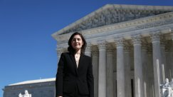 Meet the Woman Tasked With Saving Roe v. Wade