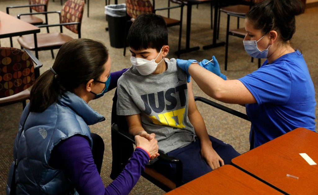 Faculties and Pediatricians Will Be Key to Biden's Childhood Vaccine Rollout