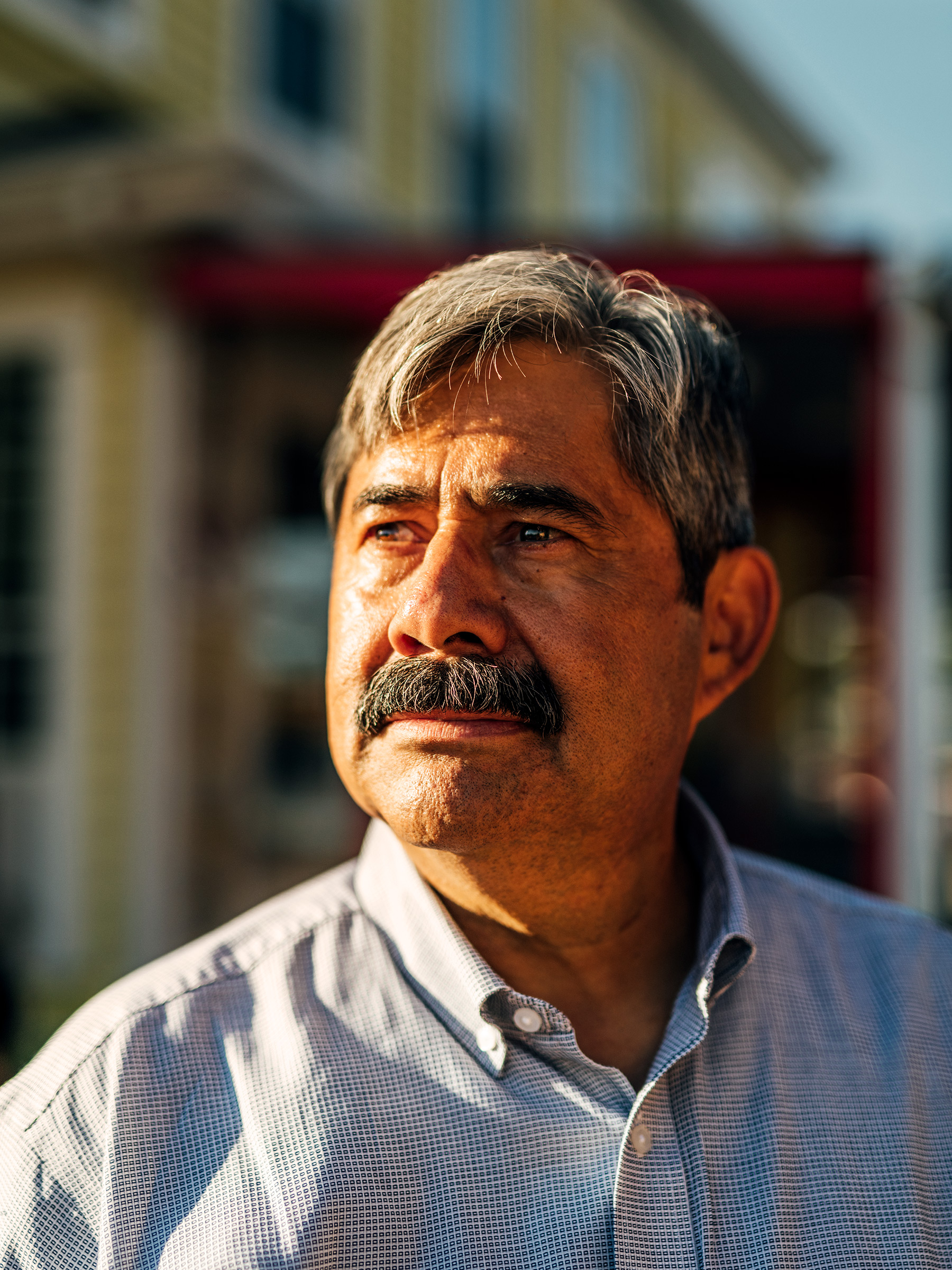 Macias, 56, opened his local bar, Jaime's Place, in October 2020, during the pandemic